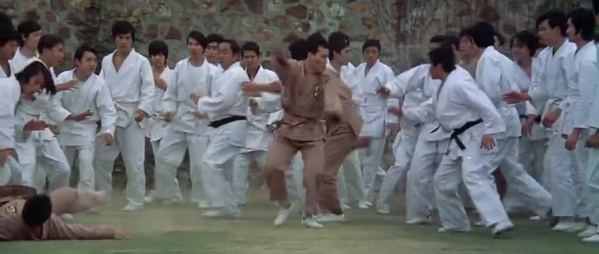 """Dương Tư trong phim """"Enter the Dragon"""""""