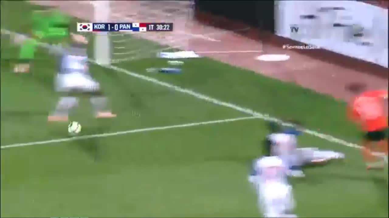 Giao hữu: Hàn Quốc 2-2 Panama