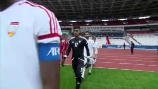 VCK U19 châu Á 2018: UAE 2-1 Qatar