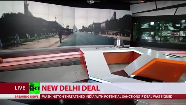Hợp đồng Nga xuất khẩu tên lửa S-400 cho Ấn Độ đã chính thức có hiệu lực.