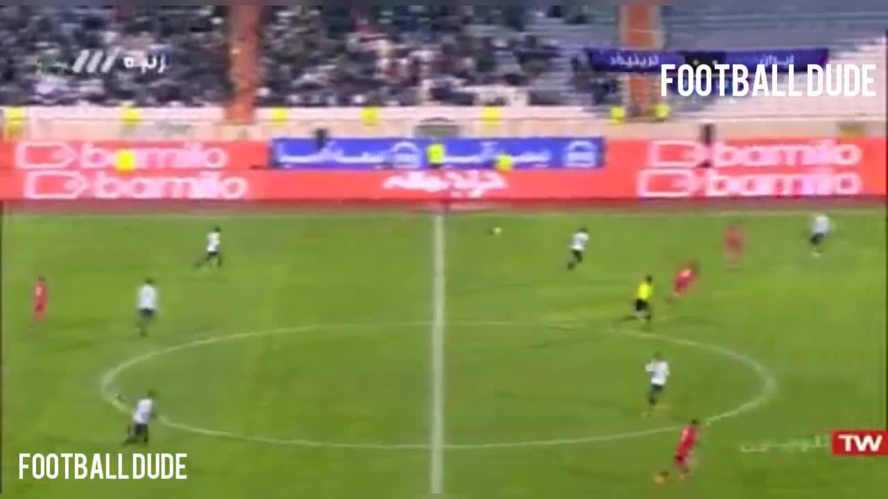Giao hữu: Iran 1-0 Trinidad & Tobago