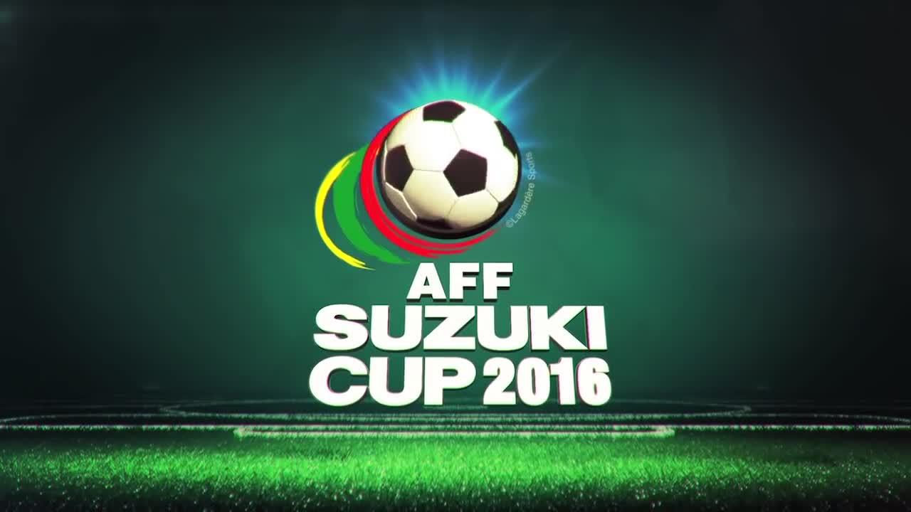 Vòng bảng AFF Cup 2016: Myanmar 1-2 Việt Nam