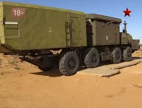 Tên lửa S-300 Nga thực hành huấn luyện chiến đấu