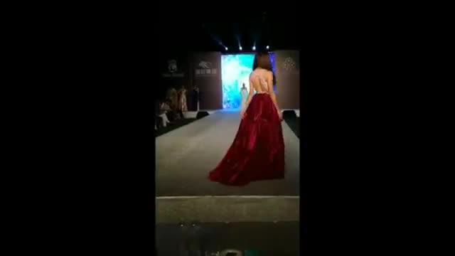 Những bước đi đầy cuốn hút của Tiểu Vy trong phần thi Top Model tại Miss World 2018.