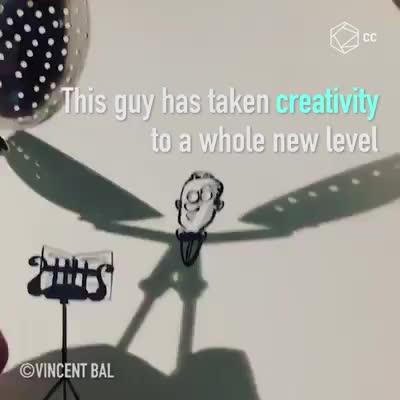 Nghệ thuật tạo hình với bóng đỉnh cao