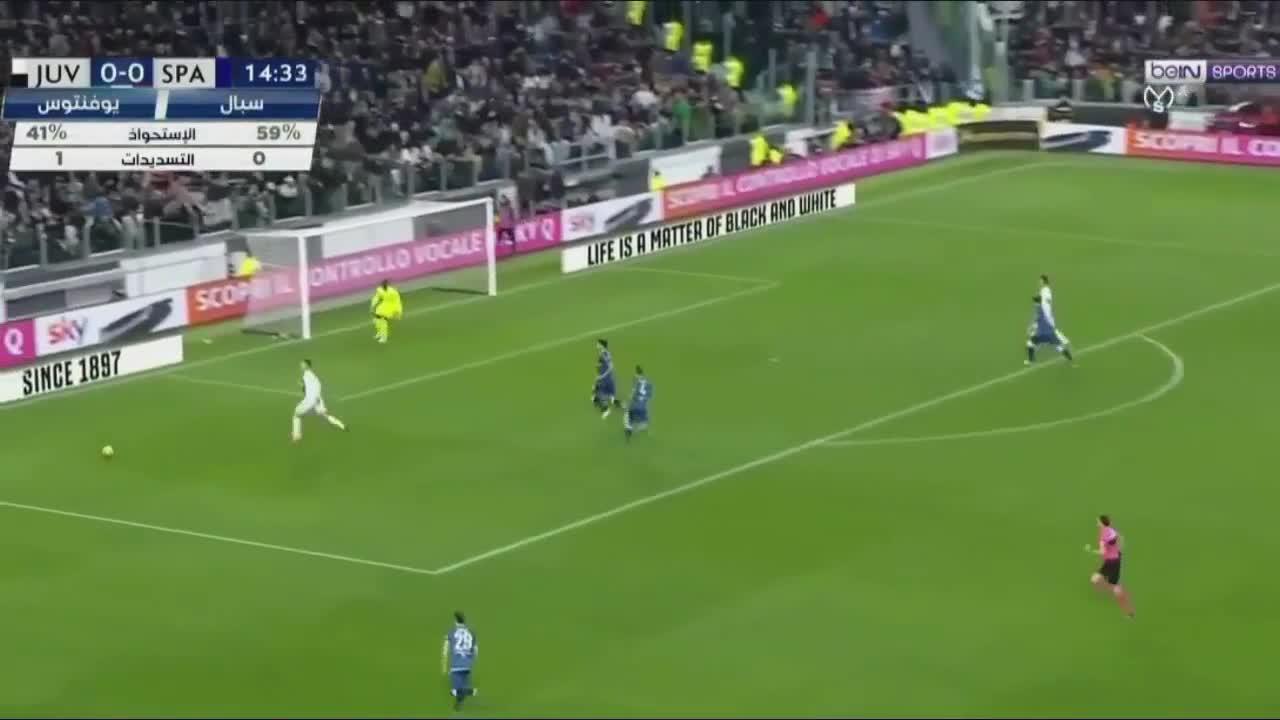 Vòng 13 La Liga 2018/19: Juventus 2-0 SPAL