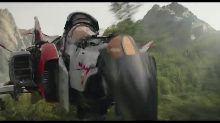 Trailer phim Bumblebee.