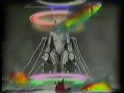 Video thử nghiệm vật liệu Starlite trong chương trình Tomorrow's World của BBC