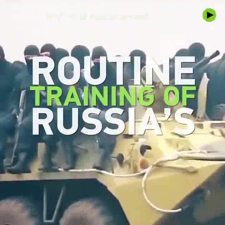 Đặc nhiệm Nga Spetsnaz luyện tập chống khủng bố