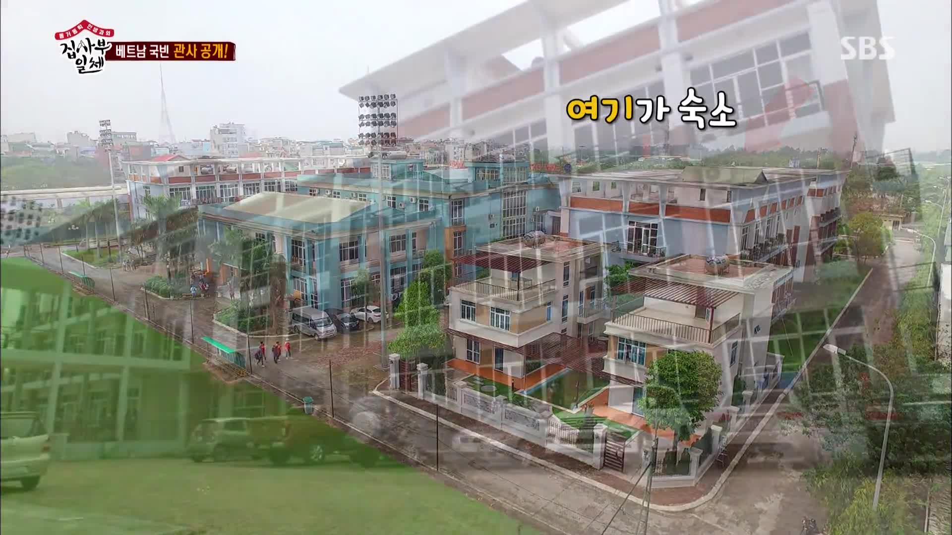 Khám phá biệt thự của HLV Park Hang-seo tại Hà Nội