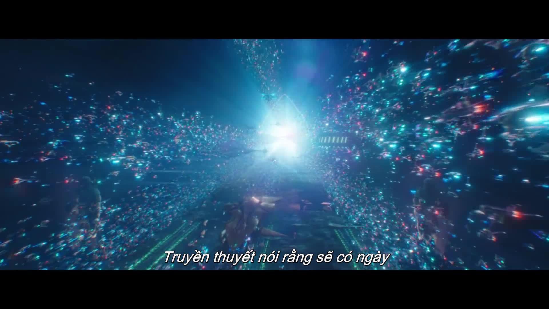 Trailer phim Aquaman.