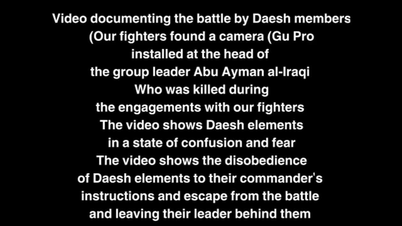 Chỉ huy chiến trường IS trong cuộc chiến cuối cùng và bị bỏ rơi đến chết