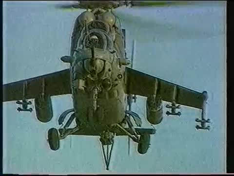 Trực thăng Mi-24 Hind
