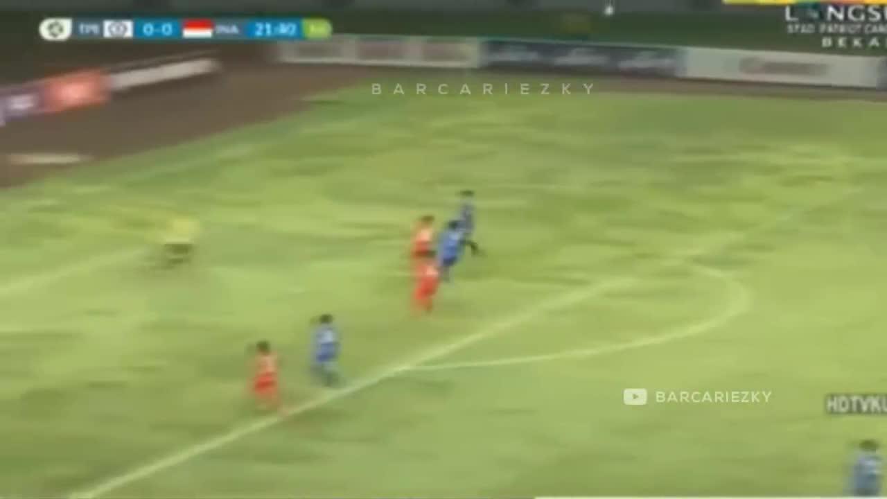 Bảng A Asiad 2018: U23 Indonesia 4-0 U23 Đài Bắc Trung Hoa
