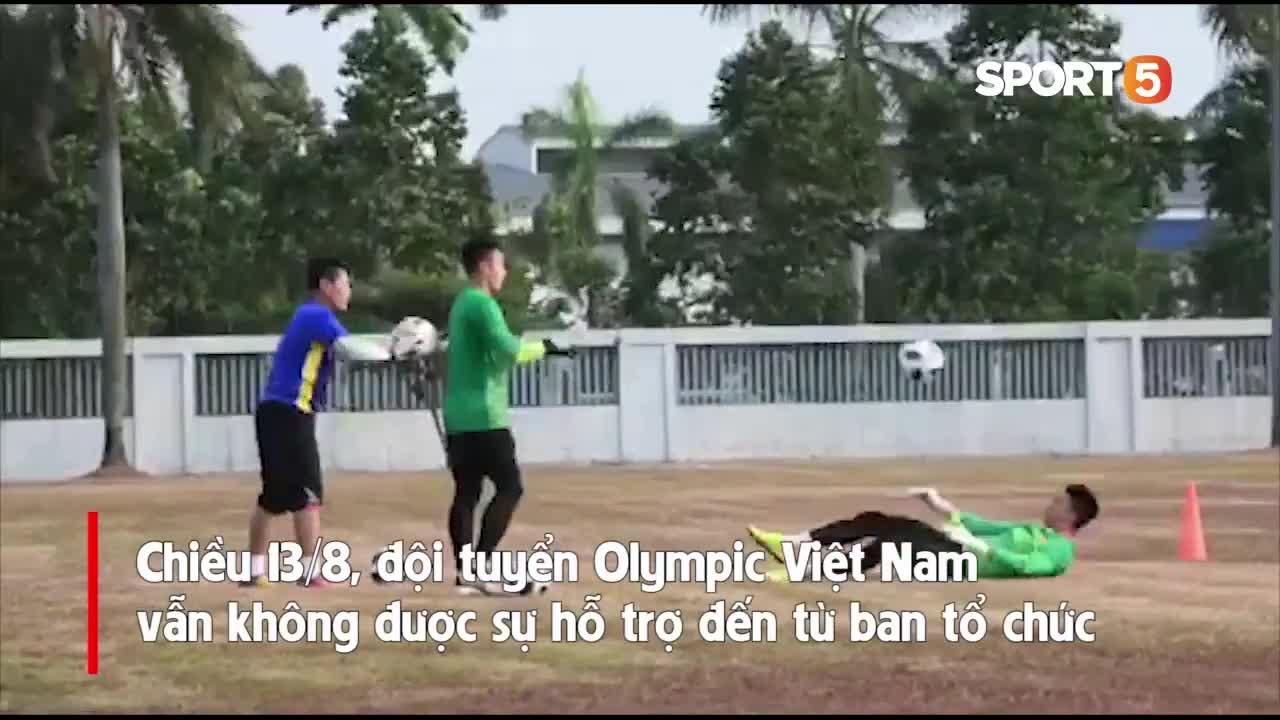 """Cận cảnh sân tập """"tốt nhất"""" của Olympic Việt Nam từ khi sang Indonesia"""