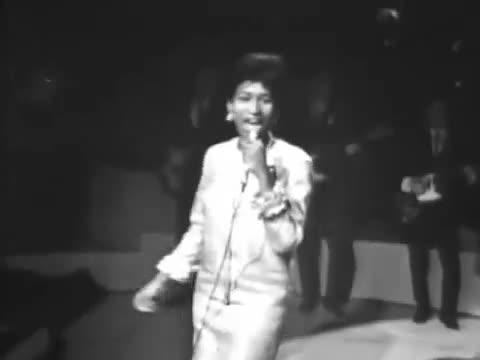 Giọng hát đẹp lộng lẫy của Aretha Franklin