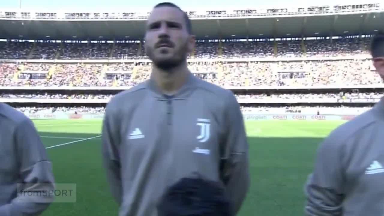 Vòng 1 Serie A 2018/19: Chievo 2-3 Juventus