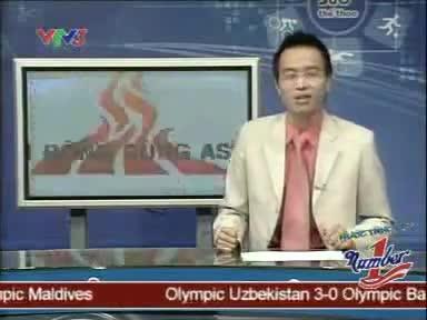 U23 Việt Nam 3-1 Bahrain