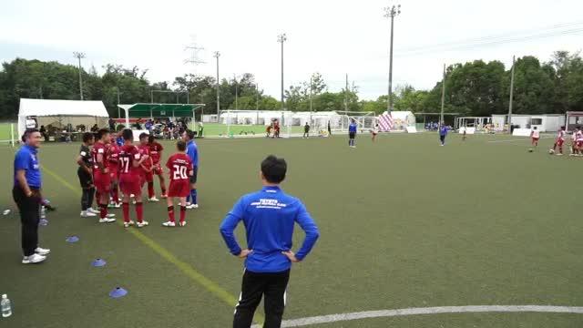 Vượt trội hình thể, đội bóng nhí Thái Lan đè bẹp Việt Nam 6 bàn không gỡ (hiệp 2)