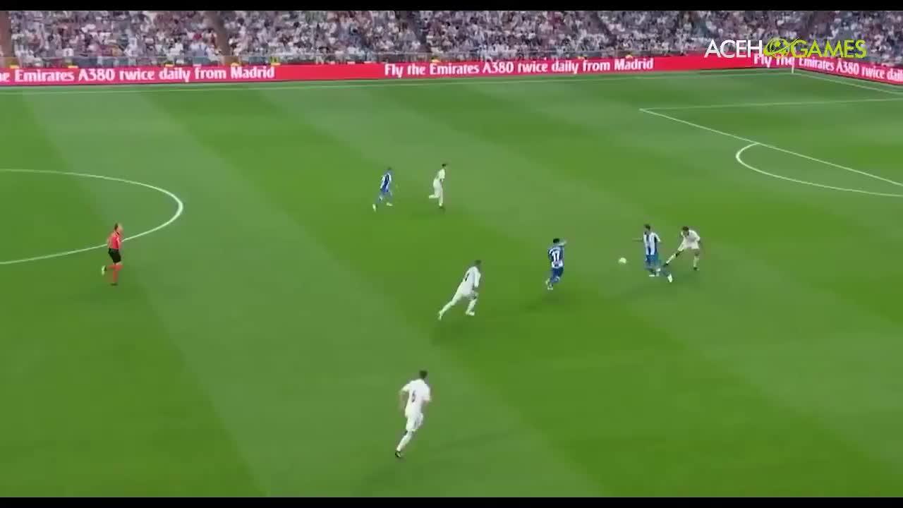 Vòng 5 La Liga: Real Madrid 1-0 Espanyol