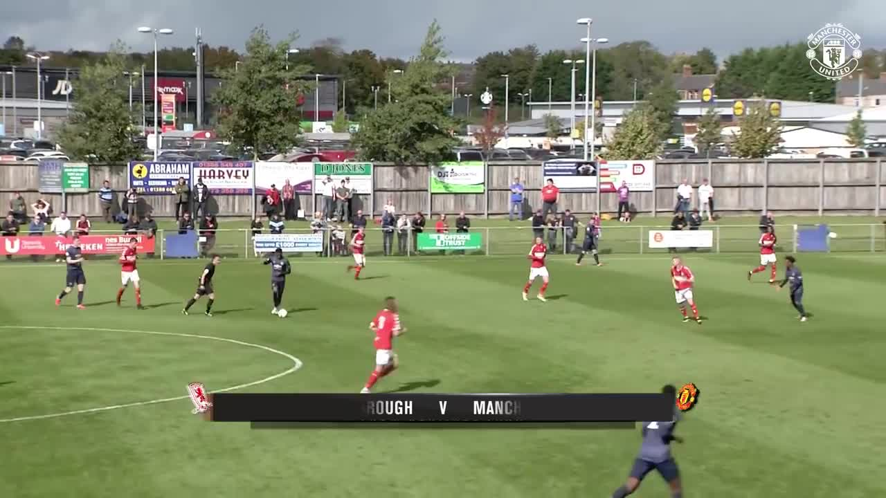 Giải hạng 2 U23 Premier League: Middlesbrough 0-2 Man United