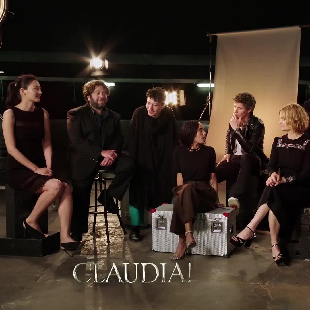 Nữ diễn viên Claudia Kim lần đầu được phép công bố tên nhân vật mình thủ vai với công chúng.