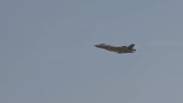 Uy lực khẩu pháo 25mm trên tiêm kích tàng hình F-35.