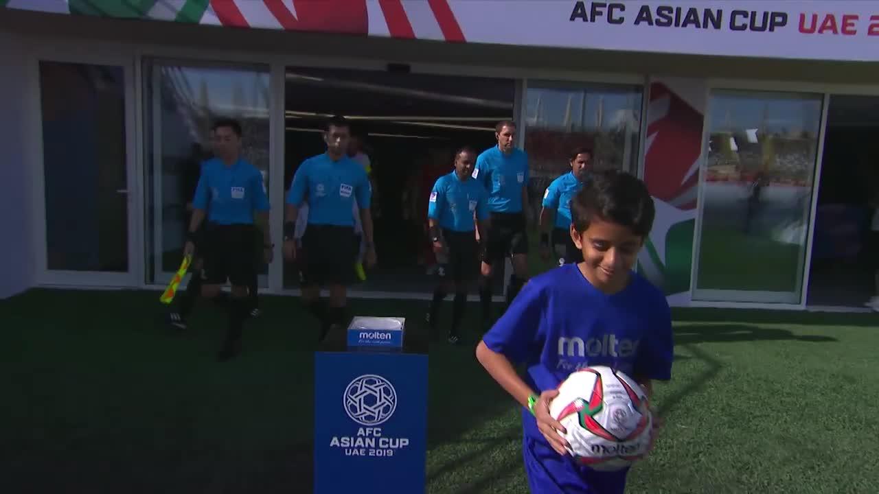 Bảng D Asian Cup 2019: Việt Nam 0-2 Iran (nguồn: FOX)
