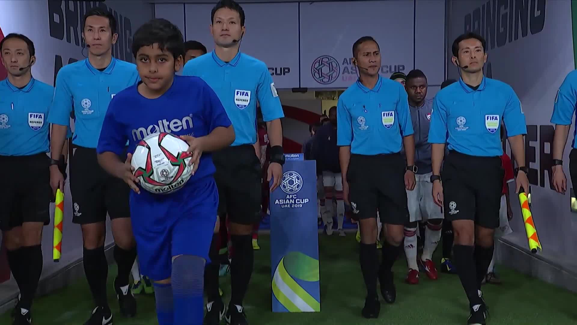 Vòng bảng Asian Cup 2019: UAE 1-1 Thái Lan (nguồn: AFC)