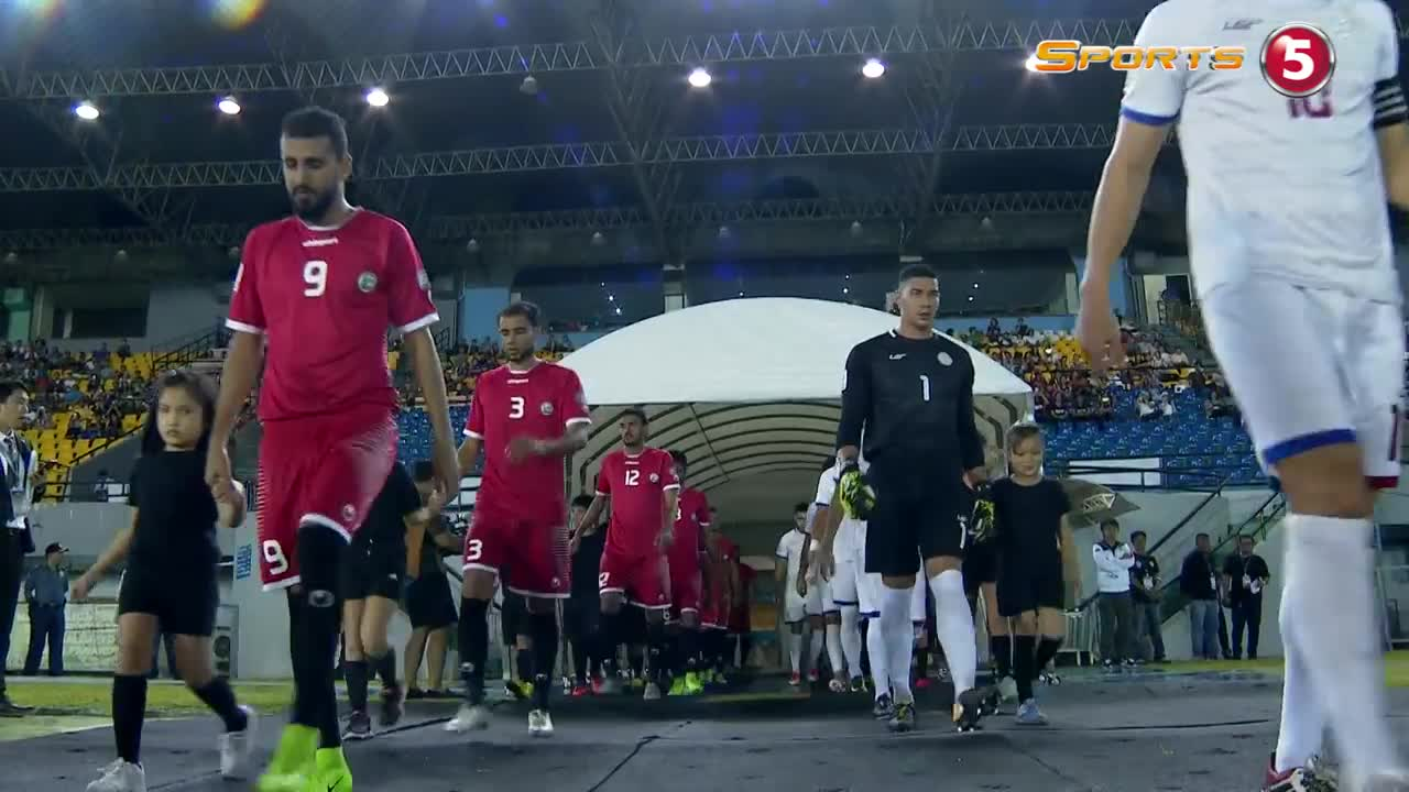 Vòng loại Asian Cup 2019: Yemen 2-2 Philippines
