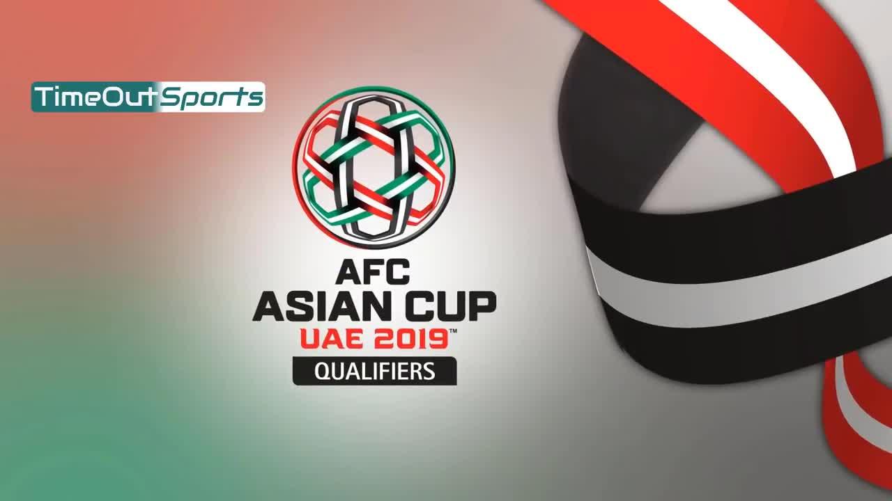 Vòng loại Asian Cup 2019: Lebanon 5-0 Triều Tiên