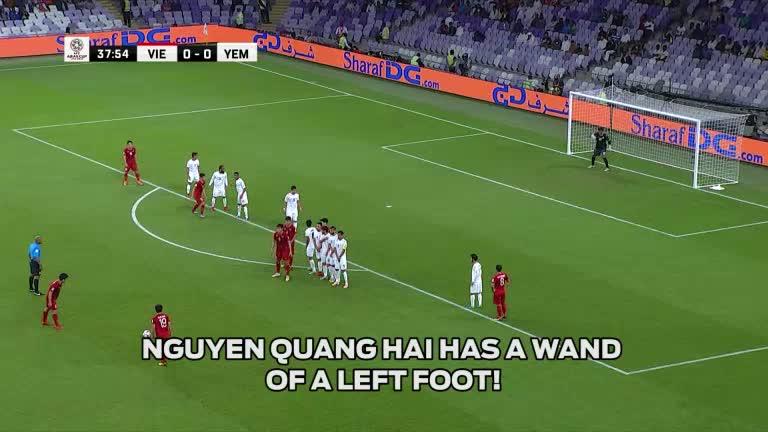 FOX Sports Asia ca ngợi Quang Hải