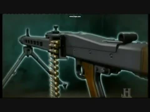 Nguyên lý hoạt động của MG 42