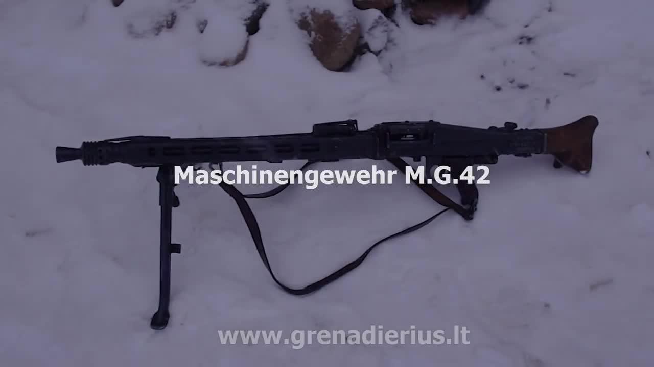 Súng máy MG 42