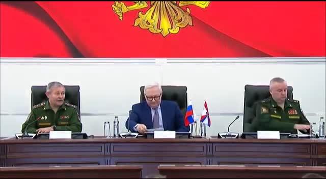 Nga họp báo về tên lửa 9M729