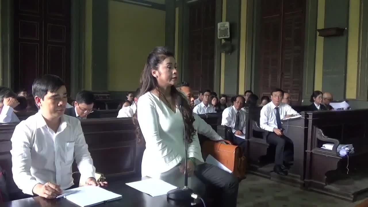 Bà Lê Hoàng Diệp Thảo nói về lý do muốn ly hôn ông Đặng Lê Nguyên Vũ