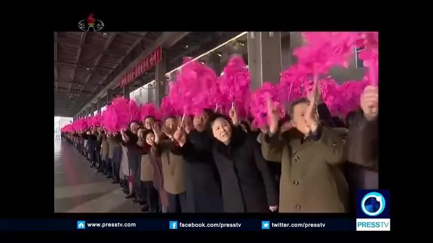 Kim Jong-un thăm Việt Nam