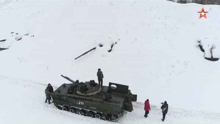 Xe tăng T-90M thử nghiệm đạn xuyên dưới cỡ mới