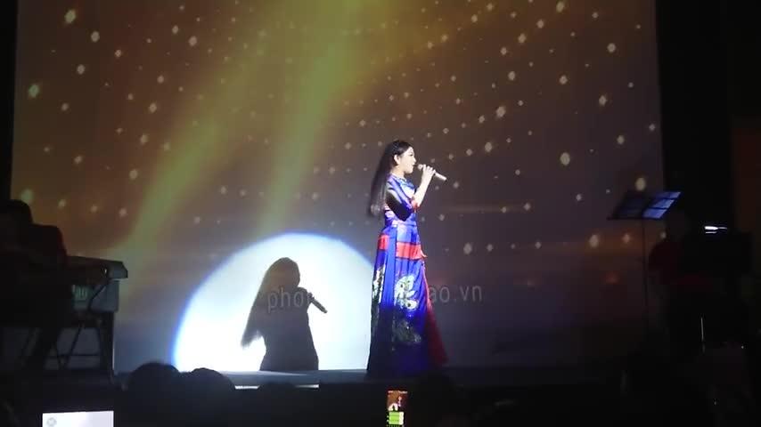 Như Quỳnh lấy lại phong độ khi hát tại Việt Nam hồi cuối năm 2018