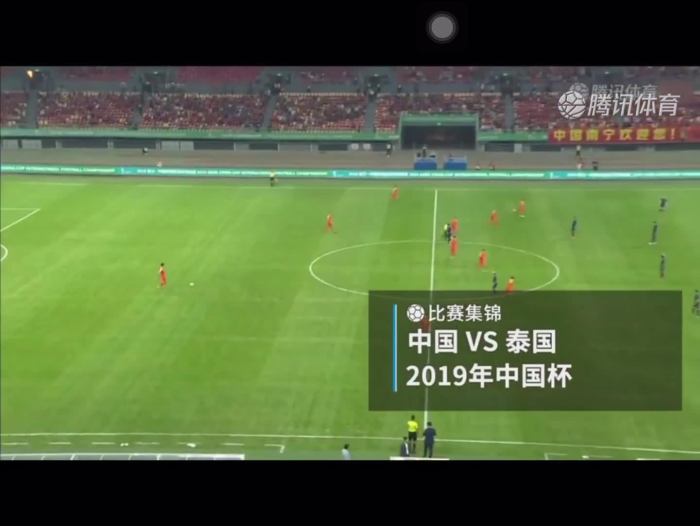 China Cup 2019: Trung Quốc 0-1 Thái Lan