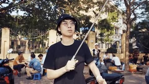 Cách thức hoạt động của cây gậy này.