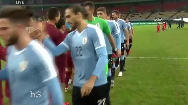 Chung kết China Cup 2019: Thái Lan 0-4 Uruguay