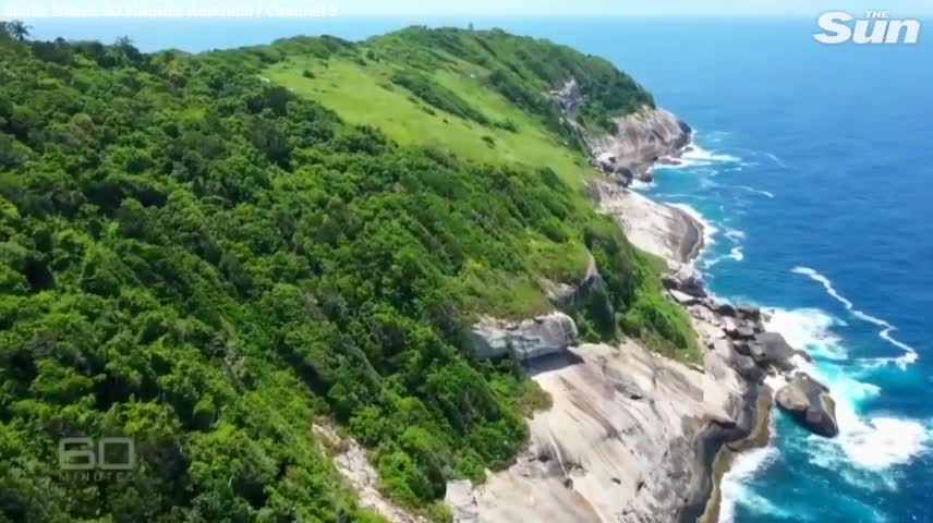 Bí ẩn hòn đảo xinh đẹp nhưng chẳng ai dám đặt chân lên vì sợ mất mạng.