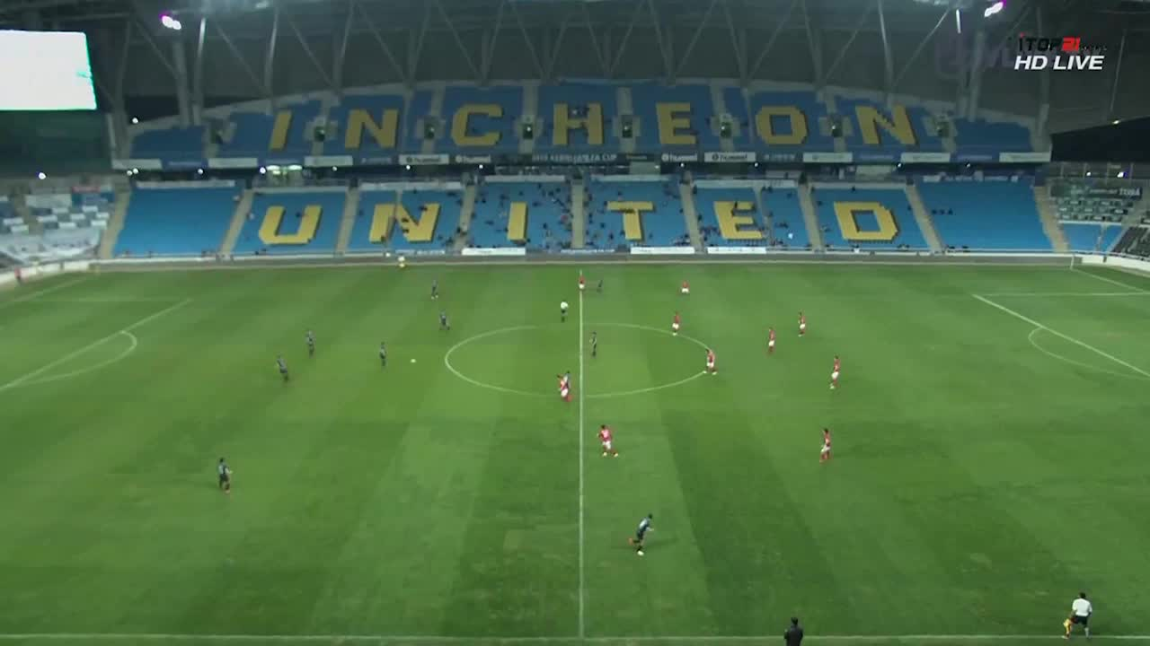 Incheon 0-1 Cheongju