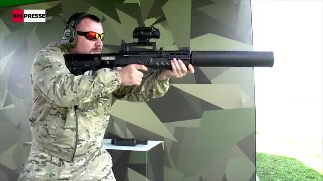 Video giới thiệu về ShAK-12.