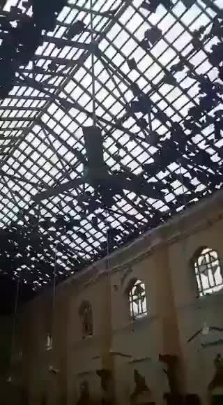 Đánh bom tại nhà thờ ở Sri Lanka.