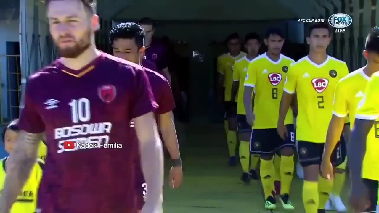 AFC Cup 2019: Kaya 1-2 PSM