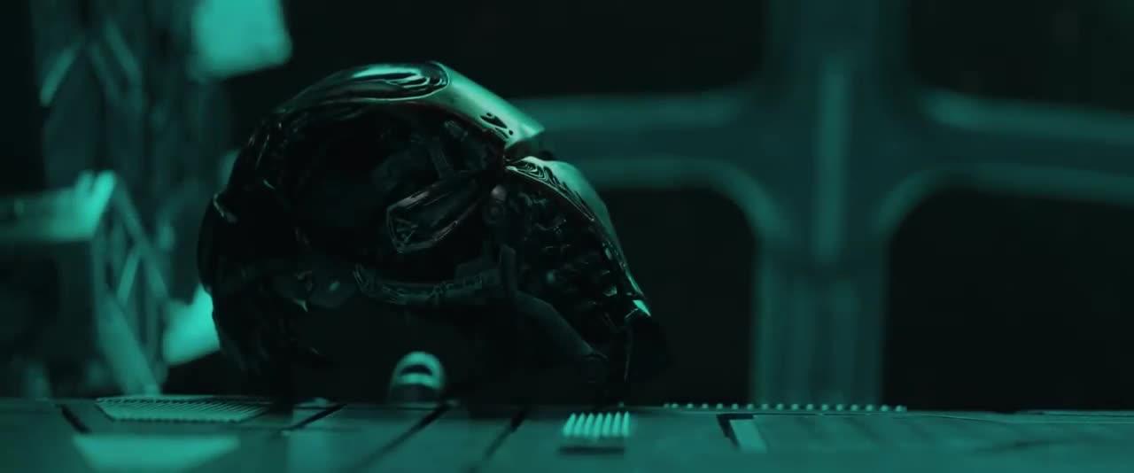 Trailer Avengers: Endgame.