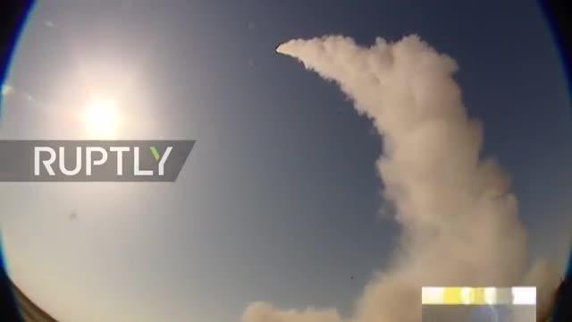 Iran bắn thử hệ thống S-300 do Nga cung cấp (Nguồn Ruptly).