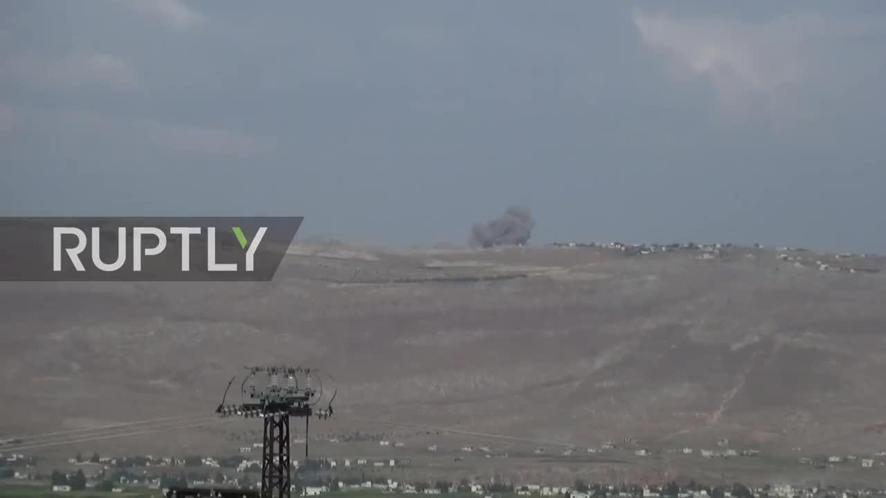 Quân đội Syria giành nhiều kết quả khả quan trước các lực lượng phiến quân ở Hama.